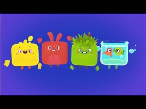 Четверо в кубе - Сборник мультиков - все серии подряд - современные российские мультики для детей - Видео онлайн