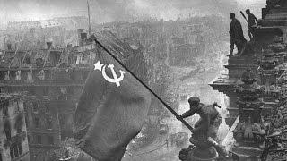 """Берлин взят. Фашизм разбит, фильм 9-й """"Кровь на снегу""""  история войн России"""