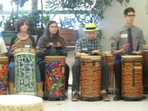 African Drumming Class