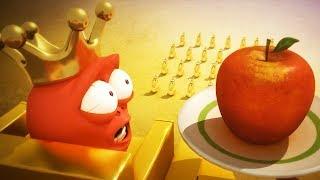LARVA - ROYALTY | Cartoon Movie | Cartoons For Children | Larva Cartoon | LARVA Official