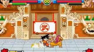 TAS Dragon Ball Advance Adventure GBA in 44:34 by AnotherGamer