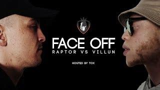 Raptor Warhurst Vs Villun | Face Off | Premier Battles