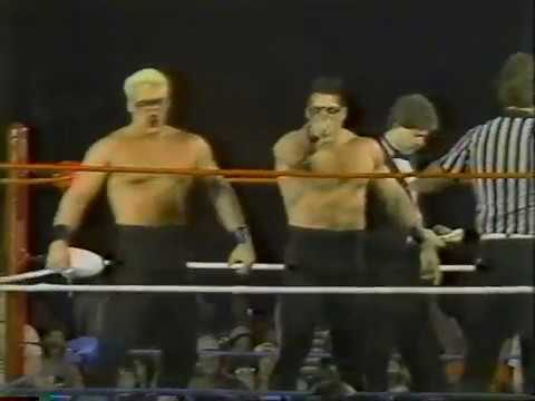 Blade Runners vs. Sean O'Reilly & Ken Massey [1986-03-29]