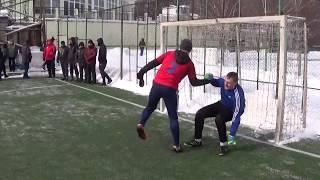 Кубок області 2018 фінал Урожай - Вікторія-Везувій (пенальті)