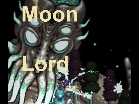 Terraria 1.3 Soundtrack-Moon Lord 1 Hour