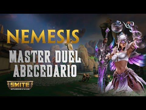 SMITE! Nemesis, Demasiada tension no es buena para el corazon! Master Duel ABC S5 #60