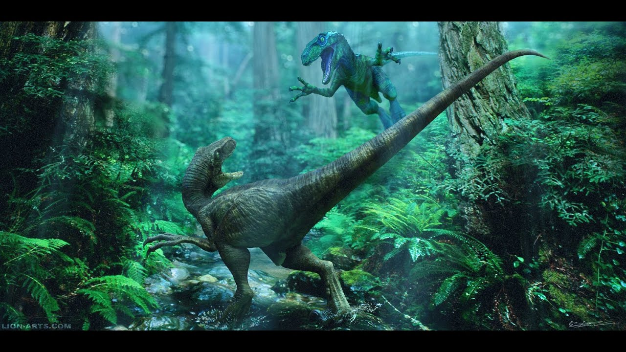 Jurassic World 2 Raptors Vs