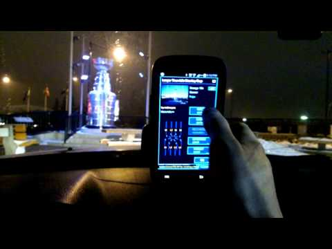 Ingress in game Video