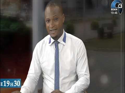 CANAL3-BENIN : Journal Télévisé 19h30 du Lundi 09 Novembre 2020 avec Naguib ALAGBE