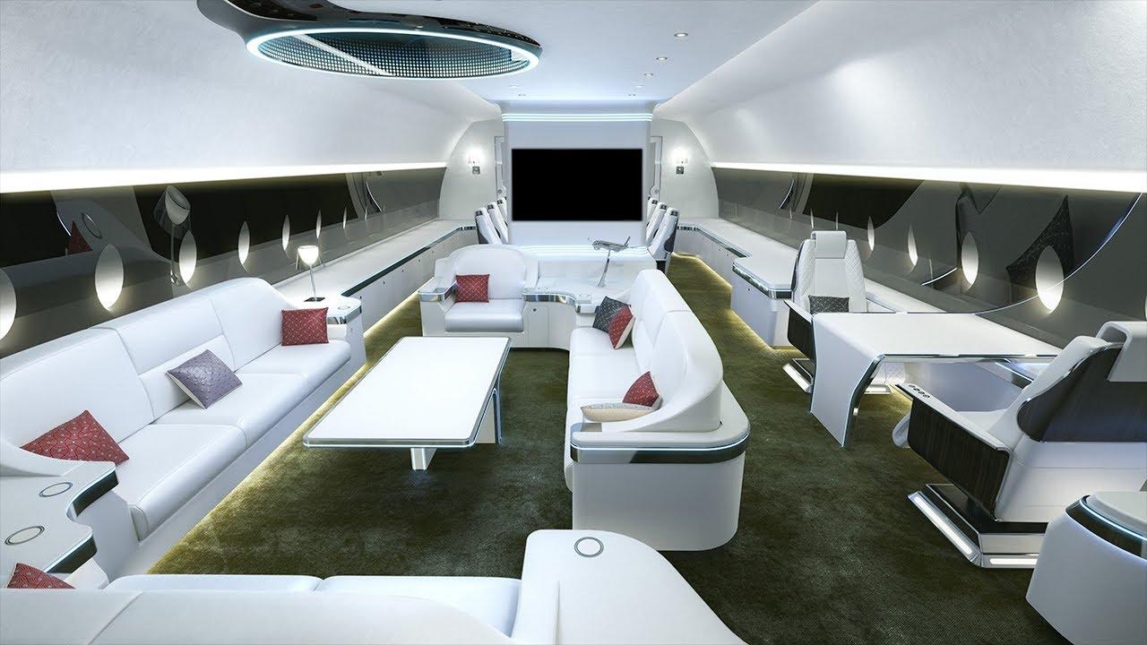 Download Inside the Airbus ACJ350 XWB