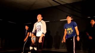 Clausura de Danzas y Talleres en FUNDARTE - Danza Urbana