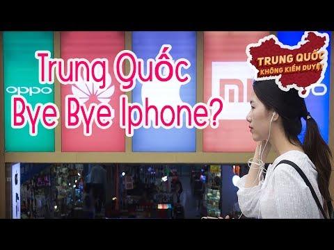 Trung Quốc sẽ Không Còn iPhone? | Trung Quốc Không Kiểm Duyệt