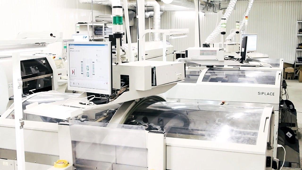 Производство светодиодных экранов в Украине