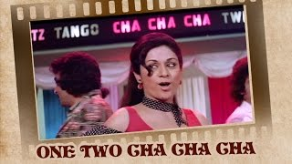 One Two Cha Cha Cha (Video Song) | Shalimar | Aruna Irai | Usha Uthup