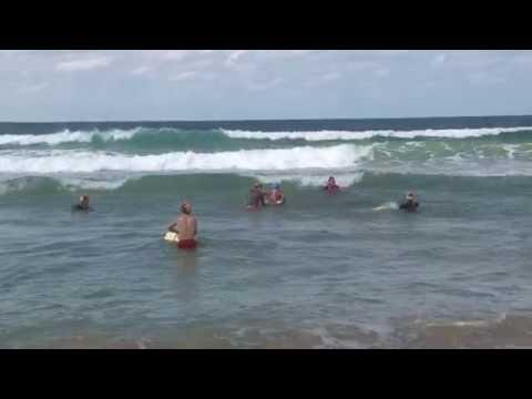 On the Beach (Series 2) - Episode 1 Surf lifesaving