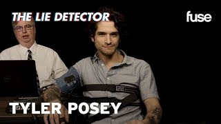 Tyler Posey Takes A Lie Detector Test | Fuse