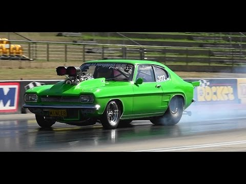 MINCER TAKES OUT PRO STREET BLOWN