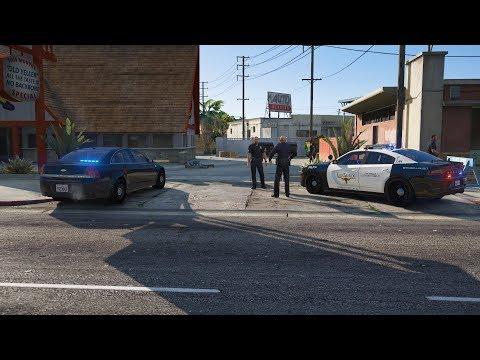 Los Santos Noir - Case 3 - Drive Thru Shooting