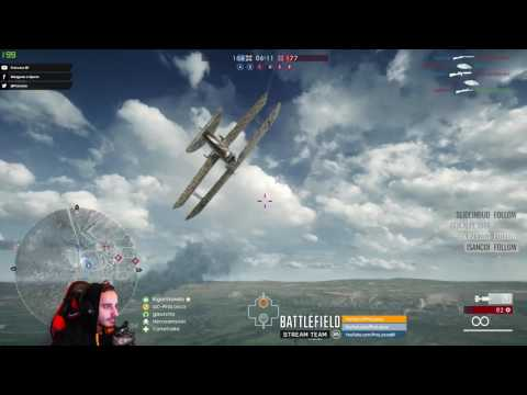 #1 [Stream Highlight] 70-1 Attack Plane Streak - Community challenge