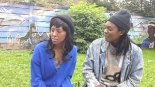 Sabrina Grant interviews Jade Anouka