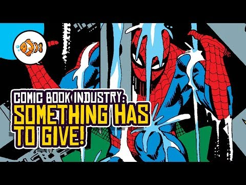 Comic Book Industry: SOMETHING HAS TO GIVE!