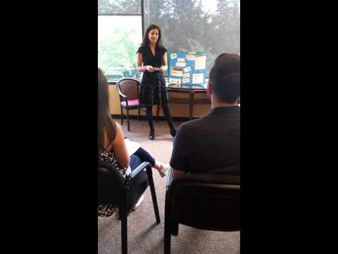 Interviewing An AppleOne Presentation