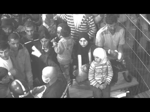 Flüchtlingslager Röszke 09092015 from YouTube · Duration:  53 seconds