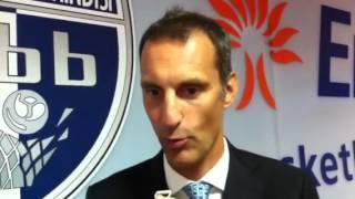 Enel Basket Brindisi: presentazione Renato Nicolai