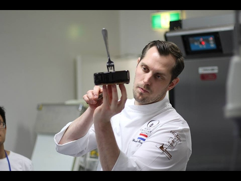Frank Haasnoot - Dutch pastry chef - YouTube