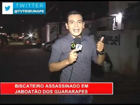 [RONDA GERAL] Biscateiro assassinado em Jaboatão dos Guararapes