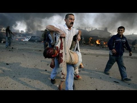 """Endless War: As U.S. Strikes Tikrit & Delays Afghan Pullout, """"War on Terror"""" Toll Tops 1.3 Million"""