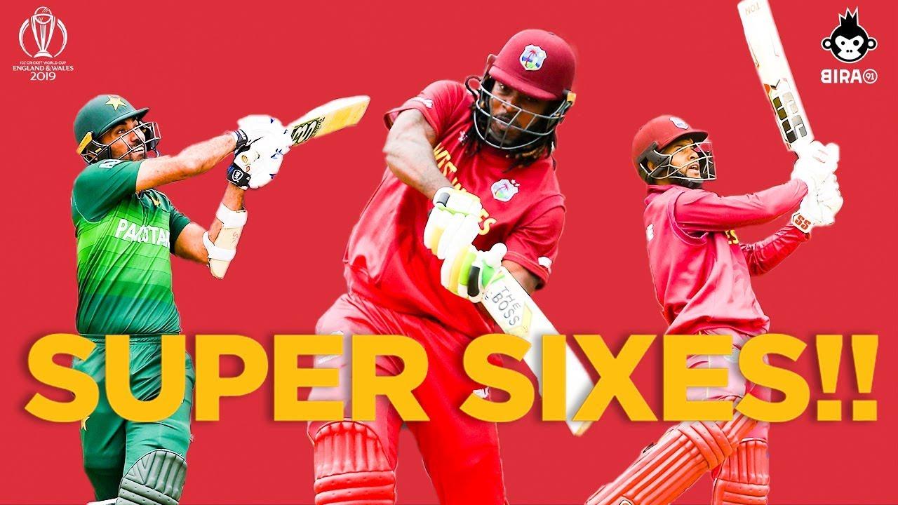 Bira91 Super Sixes! | West Indies vs Pakistan | ICC Cricket World Cup 2019