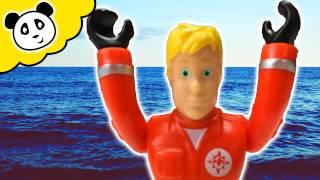 ⭕ FEUERWEHRMANN SAM 🚒 KRASSER Jetski Unfall! 🚒 Pandido TV