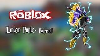 ROBLOX GMV - Papercut (Linkin Park)