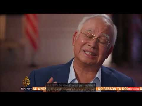 [FULL] 27-Oct-2018 Al Jazeera interview with Najib Razak