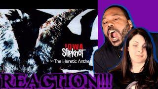 Christians React To Slipknot-Heretic Anthem Reaction!!