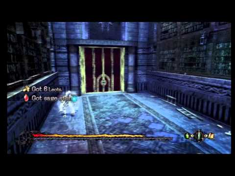 Pandora's Tower - Part 41 Post Game Play Hunting down the Crimson Doors