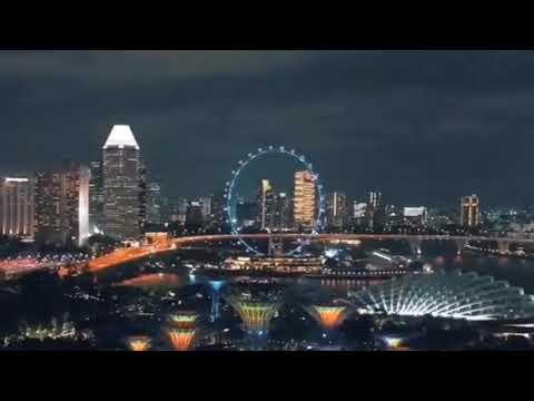 Capital city of Singapore