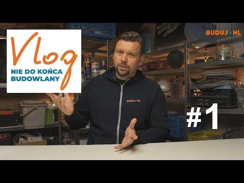 Vlog nie do końca budowlany #1 – Holandia, tulipany, nasi tu byli i inne historie