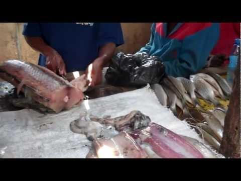 Maputo Fish Market MOZAMBIQUE