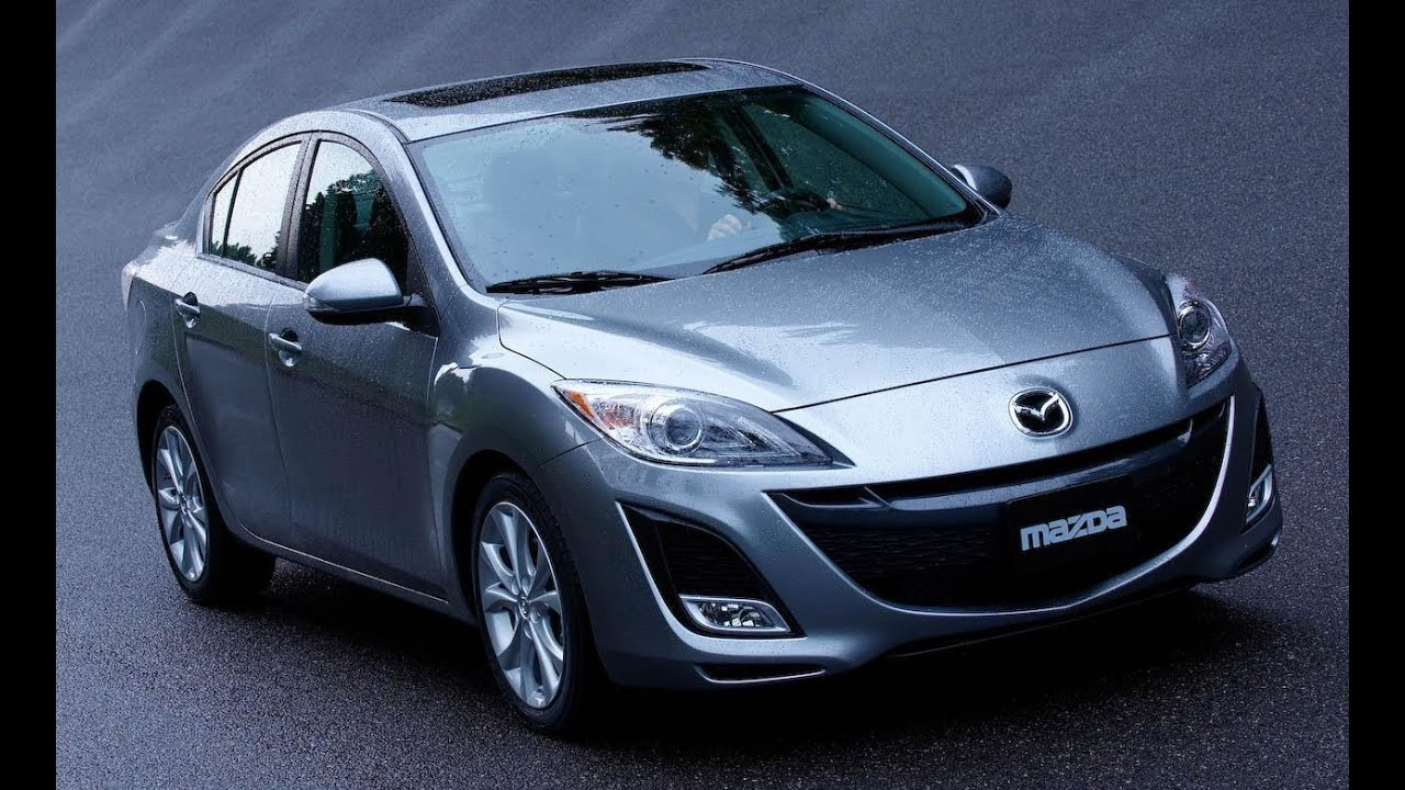 2010 mazda 3 at l a auto show car and driver youtube. Black Bedroom Furniture Sets. Home Design Ideas