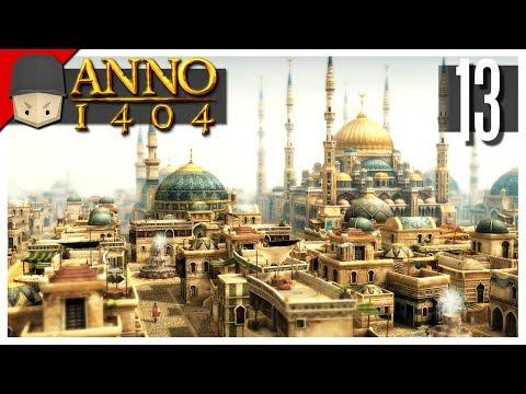 Anno 1404 Venice - Ep.13 : Big Nomad City!