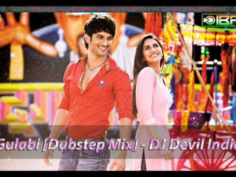 DJ Devil India -  Gulabi (Dubstep Mix) [Shuddh Desi Romance]