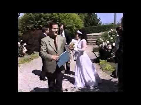 Our Wedding In Niagara Falls