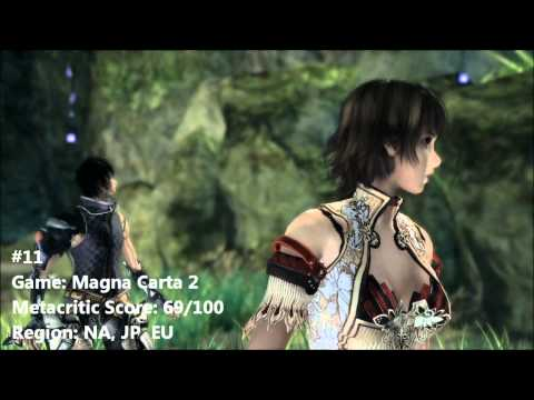 Xbox 360 JRPG List