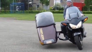 ST 1300 with sidecar Flexit