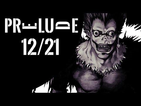 Prelude 12/21 // Death Note