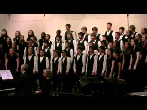 Harpool Middle School Kantorei Mixed Choir