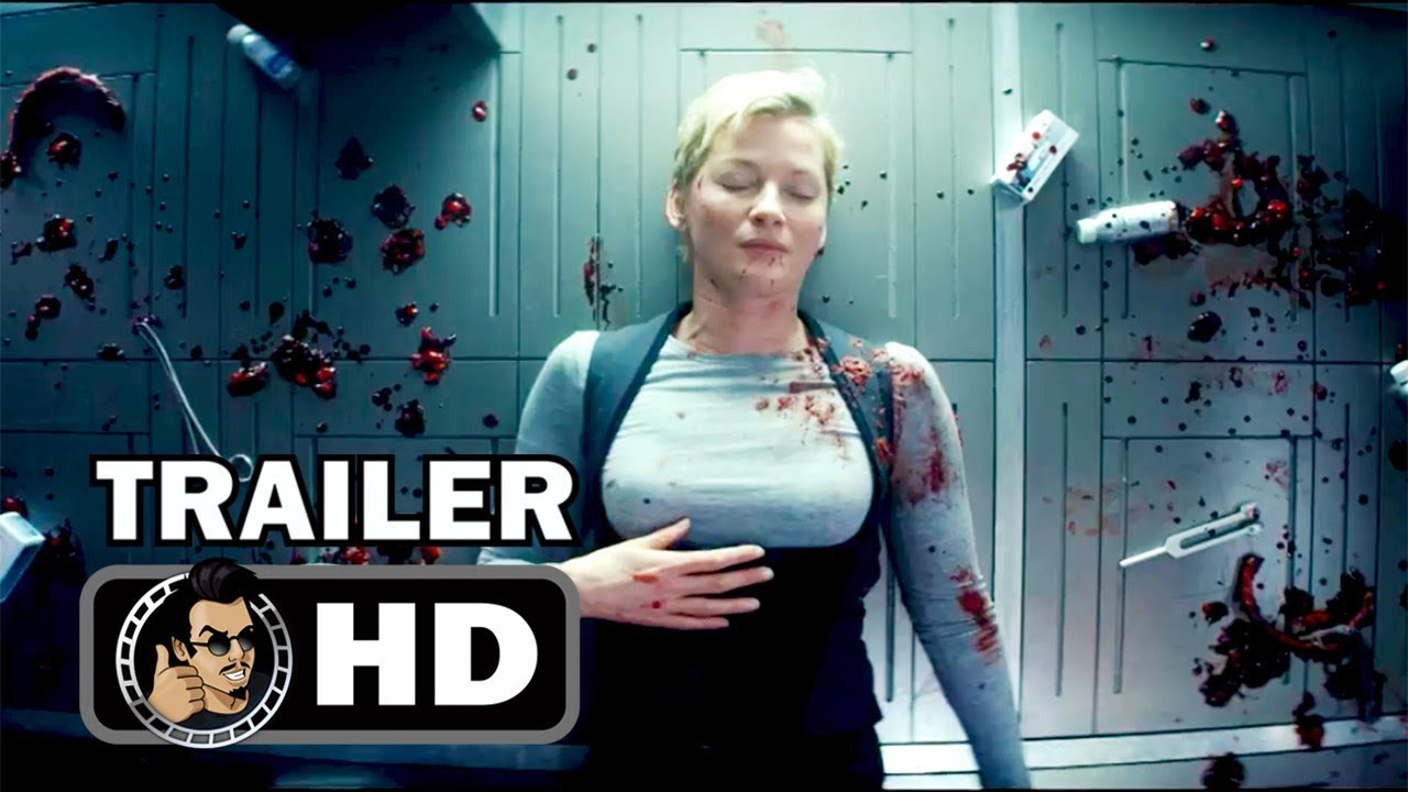 NIGHTFLYERS Official First Look Trailer (HD) George R.R ...