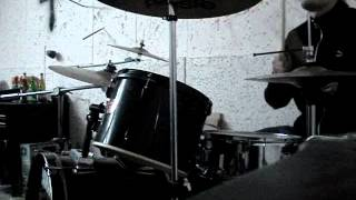 Deep Purple - Living Wreck Drum Cover